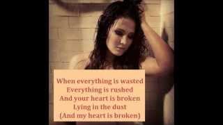 Molly Sandén - A Little Forgiveness - lyrics
