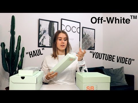 Off-White Haul - SOFIA SUSANNE