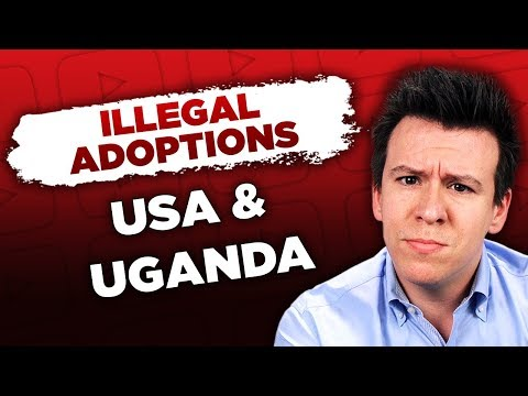This Is The Horrifying Illegal Adoption Crisis Happening In The USA & Uganda...