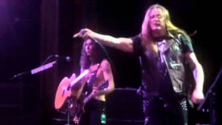 Sebastian Bach: Rock 'N Roll is a Vicious Game