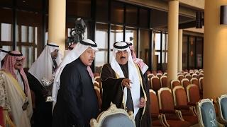 سمو الأمير متعب بن عبدالله يقوم بجولة تفقّدية لقرية الجنادرية 31