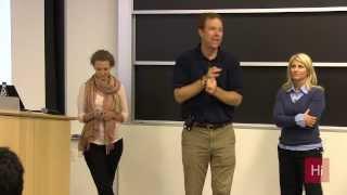 Harvard i-lab   Entrepreneurship 101 with Gordon Jones