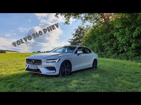 2020 Volvo S60 T8 PHEV Hybrid - Review, Test, Fahrbericht