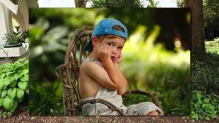 Free PhotoVision Video: Childrens Portrait Garden