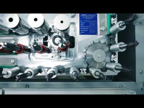 OTEC SF 1 mit Kettenlader