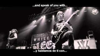"While She Sleeps - ""Our Courage, Our Cancer"" (Sub Español/English)"