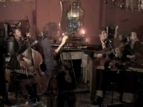 """Alastair Artingstall and the Tea Dance Band  """"You Don't Love Me Anymore"""""""