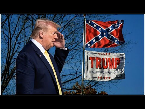 "Trump On The Confederate Flag - ""I Would Take It Down Yes"""