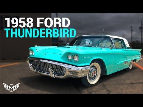 Video of '58 Thunderbird - LOVZ