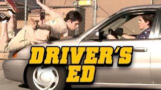 DRIVER'S ED CRAP RAP!