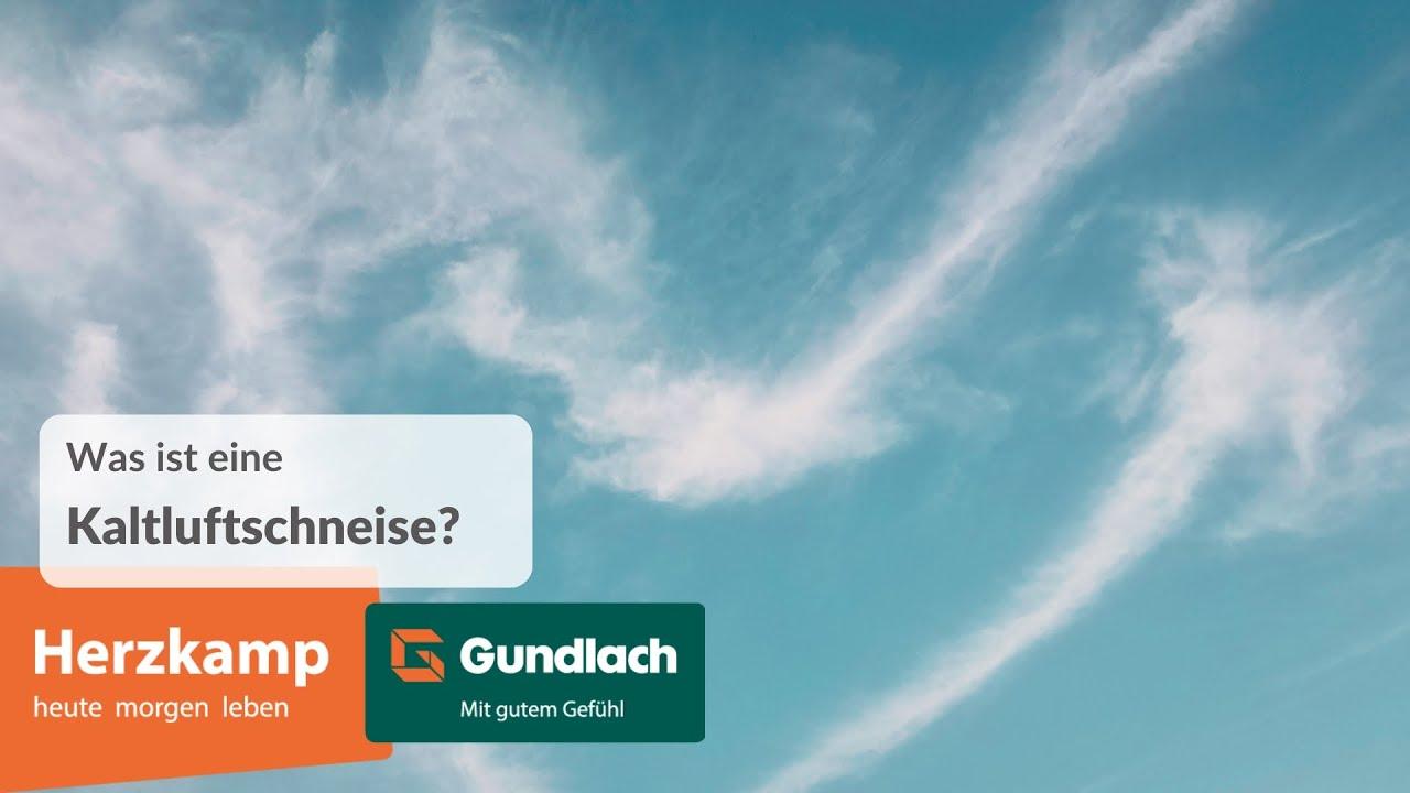 Was ist eine Kaltluftschneise? Herzkamp - Hannover