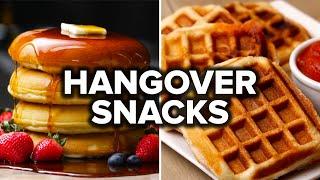 6 Hangover Snack Recipes