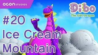 [Dibo The Gift Dragon] #20 Ice Cream Mountain(ENG DUB)ㅣOCON