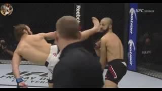UFC 206: Жесткий нокаут с вертушки в бою Макдеси vs Ванната/knockout ufc 206 HIGHLIGHT