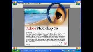 Adobe Photoshop 7 Urdu Tutorial Part 1 of 22