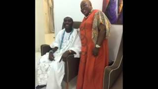 Ascension of throne by new Ooni of Ife