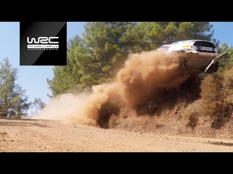 WRC - Rally Turkey 2018: challenging corner