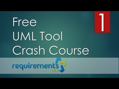 [Part 1/5] Free 1Hr Course: Practical UML Use Case Modeling for ...
