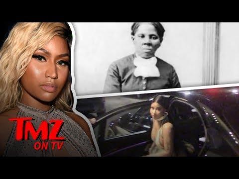 [TMZ] Nicki Minaj IS Harriet Tubman