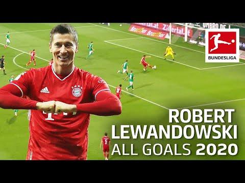 Robert Lewandowski – All Goals 2020
