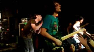 "Dance Gavin Dance - ""Strawberry Swisher Pt. 2"" (LIVE)"