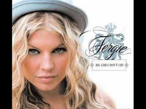 Fergie_ Big girls dont cry Instrumental