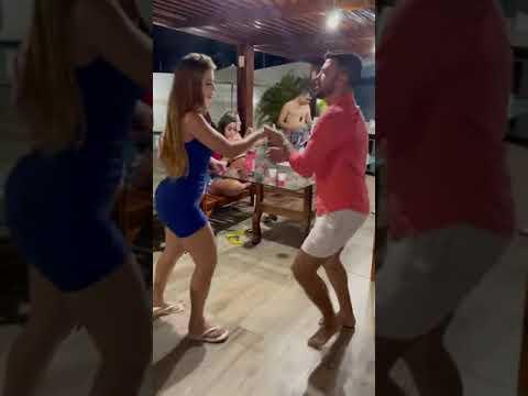 Léo Loketa dançando meu pedaco de pecado (Joao Gomes)