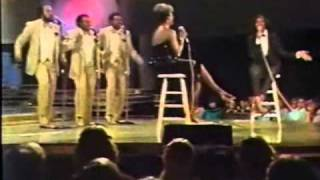 "SOLID GOLD | Dionne Warwick with Gladys Knight & The Pips | ""Midnight Train To Georgia"""