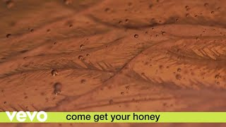 Robyn   Honey (Lyric Video)