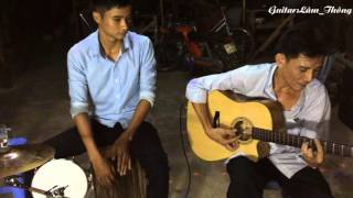 HÒA TẤU : Để Nhớ Một Thời Ta Đã Yêu * guitar Lâm_Thông*