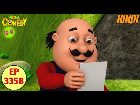 Motu Patlu 2019   Cartoon in Hindi   3D Animated Cartoon Series for Kids  Heroon Ki Pagdi