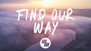 Midnight Kids - Find Our Way (Lyrics) feat. klei - YouTube