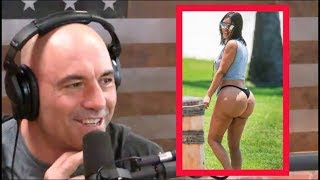 Joe Rogan - Kim K's Body Is Unnatural!