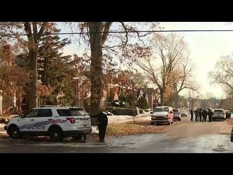 Police: Intruder, victim killed in home invasion in Detroit