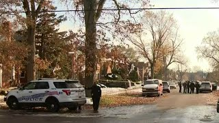 Police: Intruder, victim killed in home invasion in Detroit