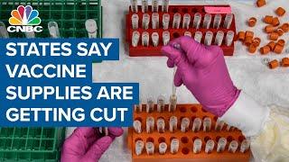 Covid-19 vaccine rollout hits a major snag