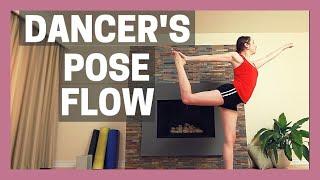 1 Hour Yoga For Balance & Strength - Journey To Dancers Pose