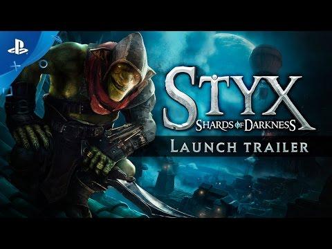 Mäng STYX Shards of Darkness, PS4