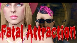 GTA5 Online ► Trolling Thirsty Knee-Grows ► FATAL ATTRACTION