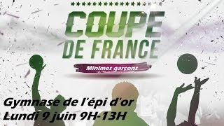 preview picture of video 'Finales CDF 2014 - 9 juin 9h Epi d'or - LES ULIS / MOUGINS'