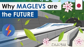 Japan's Maglev Train Is The Future: JR Maglev Explained