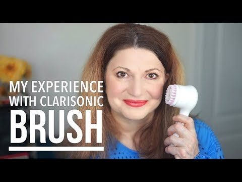 My experience with clarisonic face brush
