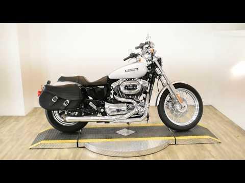 2009 Harley-Davidson Sportster® 1200 Low in Wauconda, Illinois