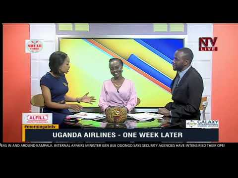 TAKE NOTE: Progress of the Uganda Airlines, a week later