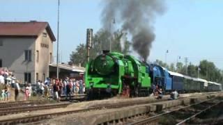 preview picture of video 'Winton Train V. - odjezd z Vejprnic 1.9.2009'