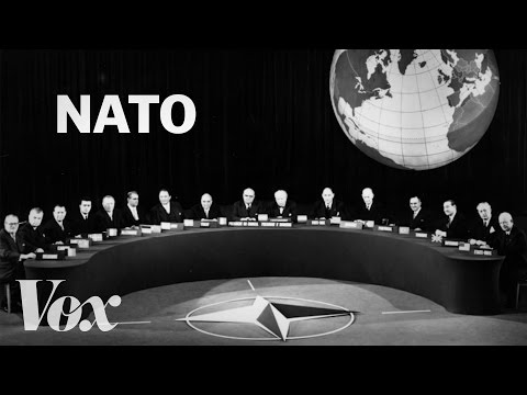 , title : 'Donald Trump's threat to dismantle NATO, explained'