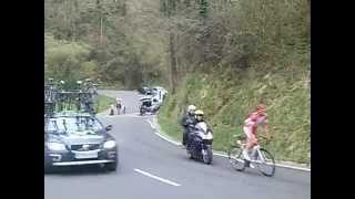 preview picture of video '4ª Etapa Vuelta al Pais Vasco - Zumárraga - Arrate (Eibar), 9 Abril 2015'
