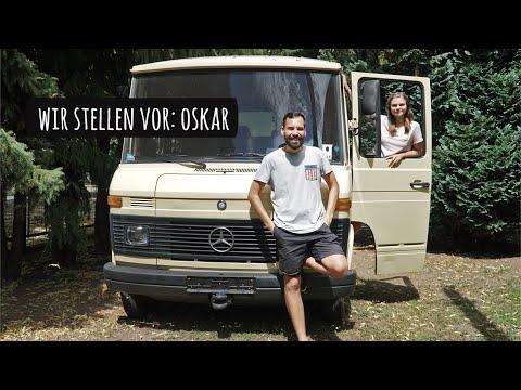 Unser zukünftiger Campervan Oskar #oskartheexplorer