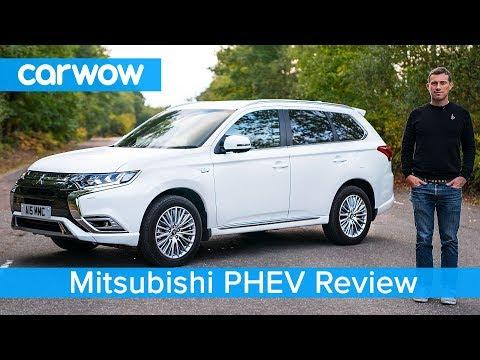 Mitsubishi Outlander PHEV SUV 2019 in-depth review | carwow Reviews