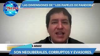 """LAS DIMENSIONES CORRUPTAS DE LOS """"PAPELES DE PANDORA"""""""